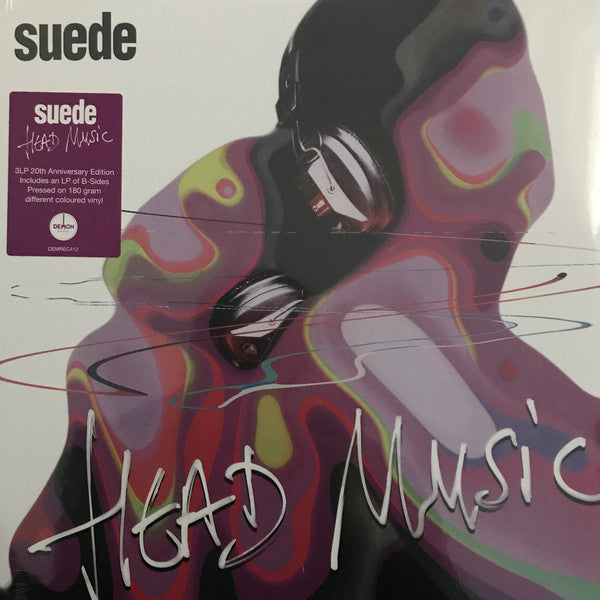 Suede ‎– Head Music