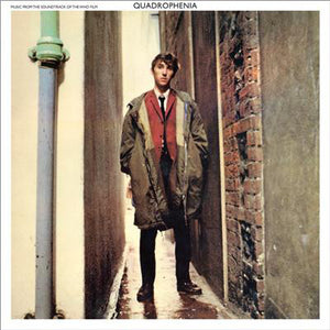 Various Artists ‎– Quadrophenia (Music From The Soundtrack Of The Who Film)