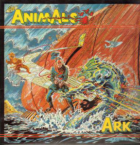 Animals, The ‎– Ark