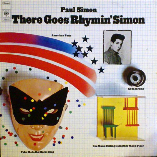 Paul Simon ‎– There Goes Rhymin' Simon
