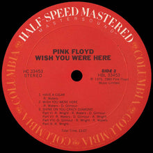 Load image into Gallery viewer, Pink Floyd ‎– Wish You Were Here - half speed mastered