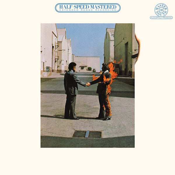 Pink Floyd ‎– Wish You Were Here - half speed mastered