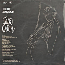Load image into Gallery viewer, Bert Jansch ‎– Jack Orion