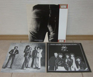The Rolling Stones ‎– Sticky Fingers - CD
