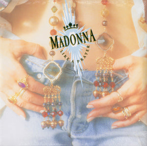 Madonna ‎– Like A Prayer