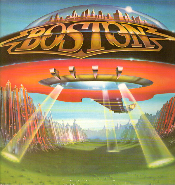 Boston ‎– Don't Look Back