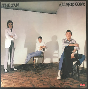 Jam, The ‎– All Mod Cons