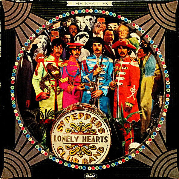Beatles, The ‎– Sgt. Pepper's Lonely Hearts Club Band
