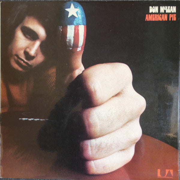 Don McLean ‎– American Pie