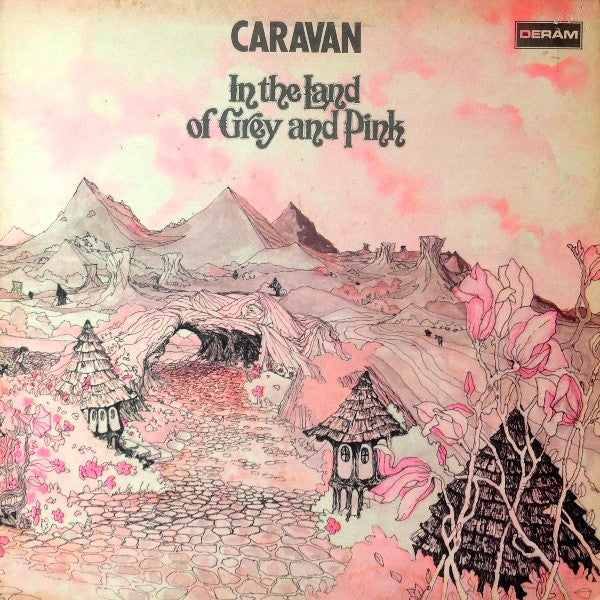 Caravan ‎– In The Land Of Grey And Pink