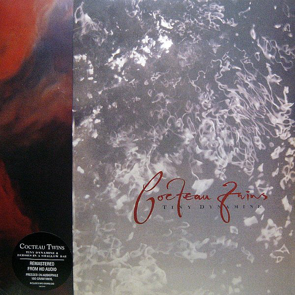 Cocteau Twins ‎– Tiny Dynamine / Echoes In A Shallow Bay
