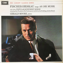 Load image into Gallery viewer, Dietrich Fischer-Dieskau, Gerald Moore ‎– Schubert Songs