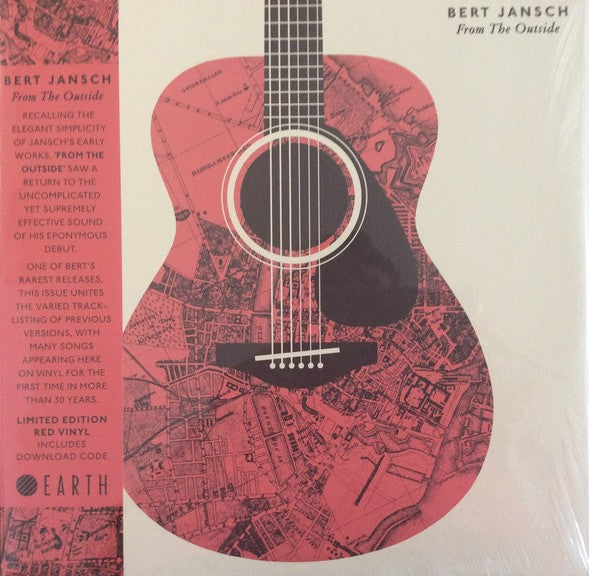 BERT JANSCH – FROM THE OUTSIDE