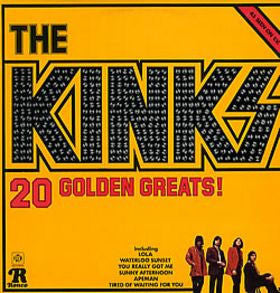 Kinks, The ‎– 20 Golden Greats