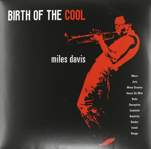 Miles Davis ‎– The Birth Of The Cool