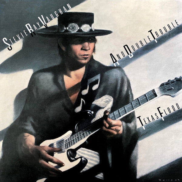 Stevie Ray Vaughn and Double Trouble - Texas Flood