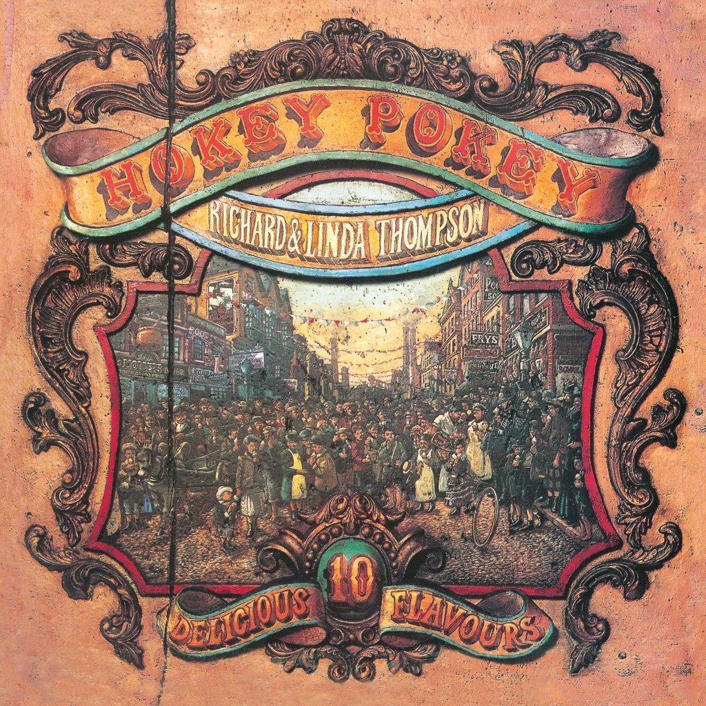 RICHARD & LINDA THOMPSON - HOKEY POKEY