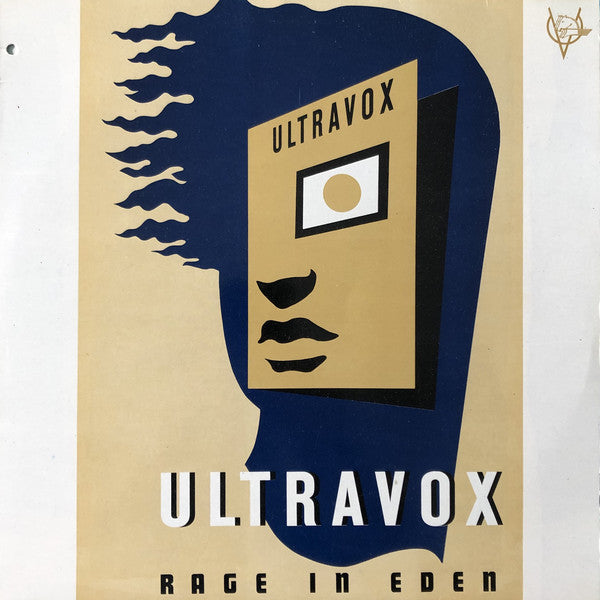 Ultravox ‎– Rage In Eden