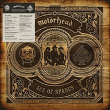 Load image into Gallery viewer, MOTÖRHEAD - ACE OF SPADES - 40th Anniversary Box Set