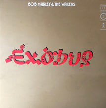 Load image into Gallery viewer, Bob Marley & The Wailers ‎– Exodus
