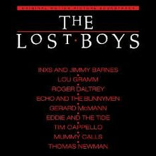 Load image into Gallery viewer, The Lost Boys – The Lost Boys Soundtrack