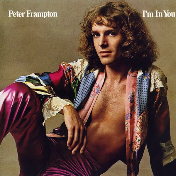 Peter Frampton ‎– I'm In You