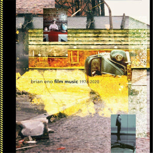 "BRIAN ENO - ""FILM MUSIC 1976 - 2020""  - 13/11/20"