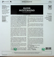 Load image into Gallery viewer, Thelonius Monk - Misterioso