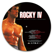 Load image into Gallery viewer, VARIOUS ARTISTS - ROCKY IV (Original Motion Picture Soundtrack)