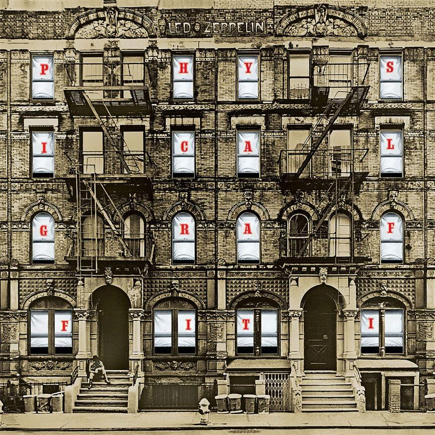 Led Zeppelin ‎– Physical Graffiti