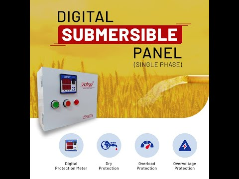 Double Phase Digital Submersible Panel