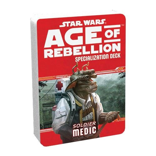 Star Wars: Age of Rebellion: Medic Specialization Deck
