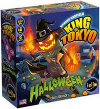 King of Tokyo: Halloween Monster Pack - 2016 Edition
