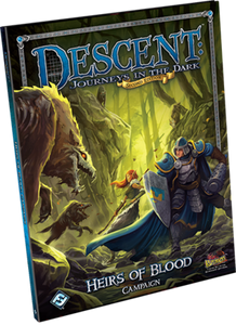 Descent: Heirs of Blood - Monster and Hero Collection