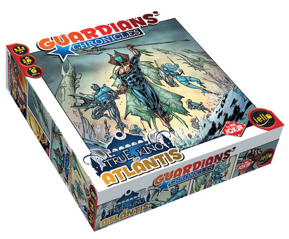 Guardians Chronicles: True King of Atlantis