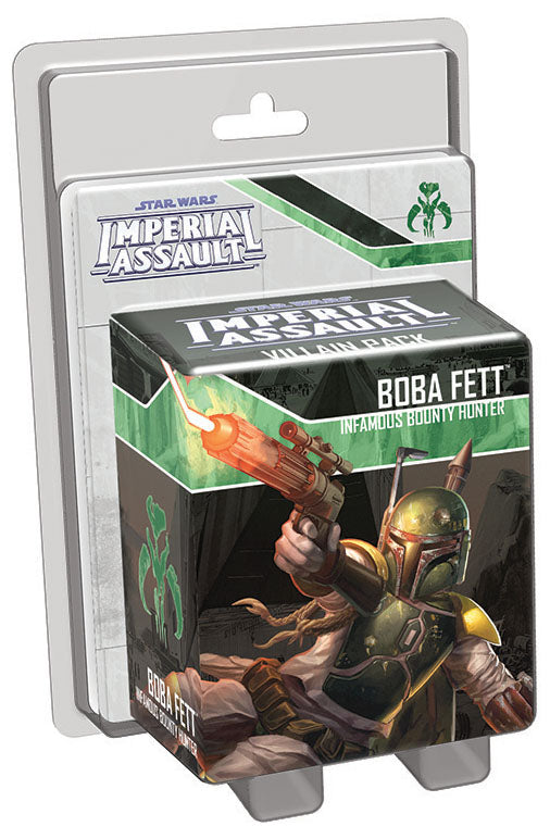 Star Wars: Imperial Assault - Boba Fett Villain Pack