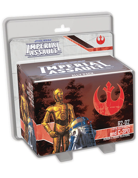 Star Wars: Imperial Assault - R2 -D2 and C-3PO Ally Pack