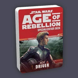 Star Wars: Age of Rebellion: Driver Specialization Deck