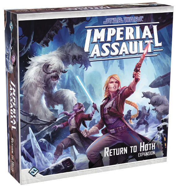 Star Wars: Imperial Assault - Return to Hoth Campaign Expansion
