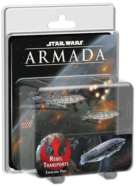 Star Wars: Armada - Rebel Transports Expansion Pack