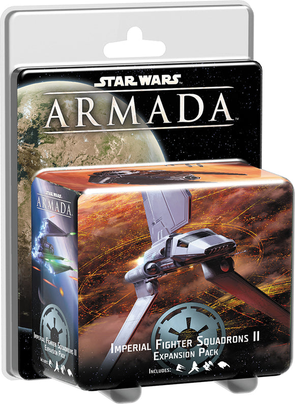 Star Wars: Armada - Imperial Fighter Squadrons II Expansion Pack