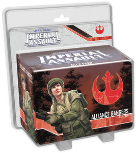 Star Wars: Imperial Assault - Alliance Rangers Ally Pack