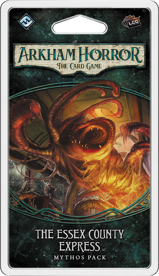 Arkham Horror LCG: The Essex County Express Mythos Pack