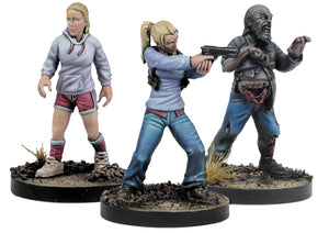 The Walking Dead: All Out War - Andrea Booster Expansion