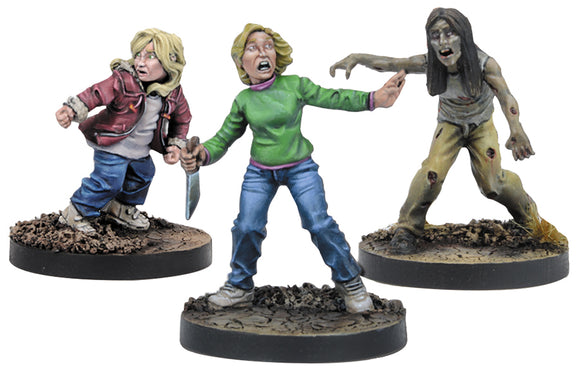 The Walking Dead: All Out War - Carol Booster Expansion