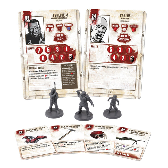 The Walking Dead: All Out War - Tyreese Booster
