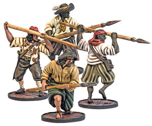 Blood & Plunder: Spanish Lanceros Unit