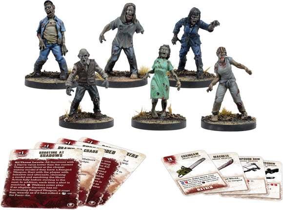 The Walking Dead: All Out War - Roamer Booster Set