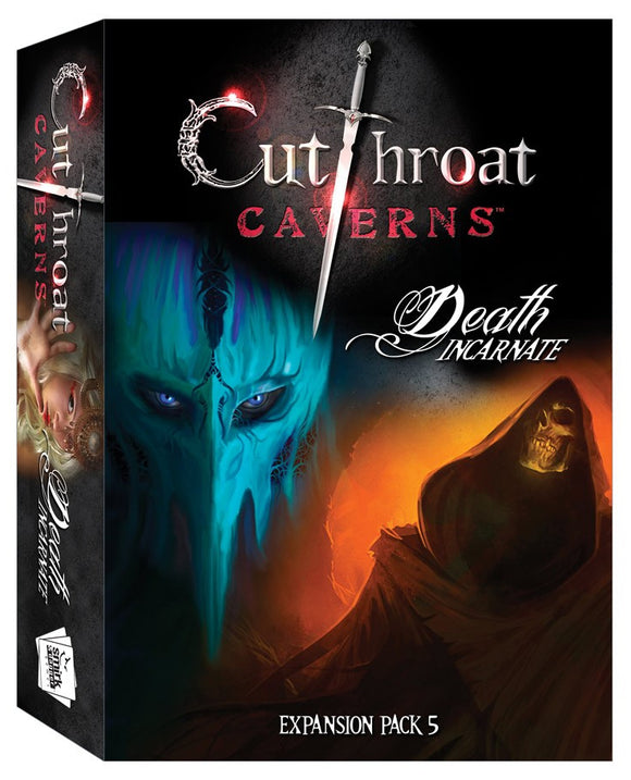 Cutthroat Caverns: Death Incarnate Expansion 5