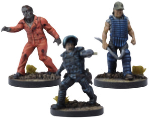 The Walking Dead: All Out War - Rick Prison Advisor Booster Set